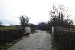 Approaching Corcas Lane